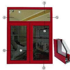 供应安义县南昌龙铝铝型材 门窗