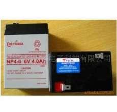 NP4-6 汤浅YUASA 铅酸蓄电池 6V4.0AH