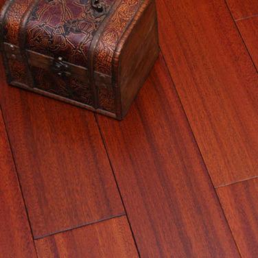 九江圆盘豆实木地板 809#型号规格910x125 实木地板厂家直销  纯实木地板 常林地板