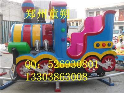大象4节8座轨道小火车现货批发