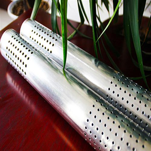 金鼎管业(图)、耐腐蚀消声器冲孔管、消声器冲孔管