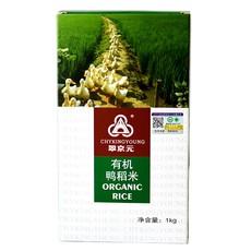 【 翠京元 】有机鸭稻米1kg/盒
