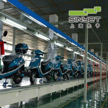 非标电动车装配线|新能源电动车生产装配线|上海电动车自动化生产装配线|上海先予工业自动化设备有限公司