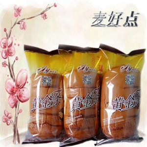 供应 麦好点厂家直销老面包黄金条面包整箱包邮早餐零食小面包