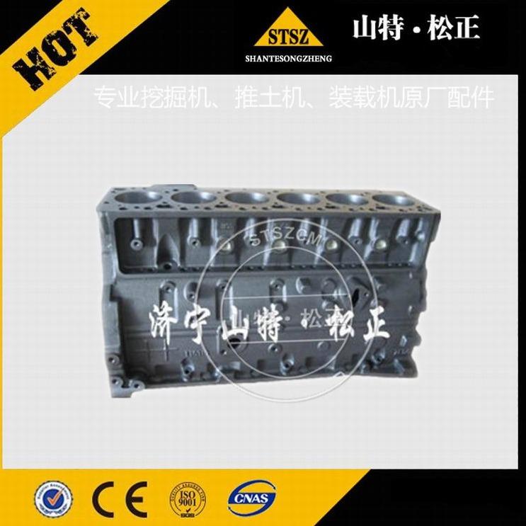 小松56-7挖掘机发动机缸体KT1G934-0101-2
