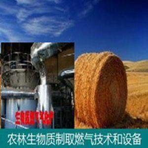 農林生物質氣化燃氣技術和設備