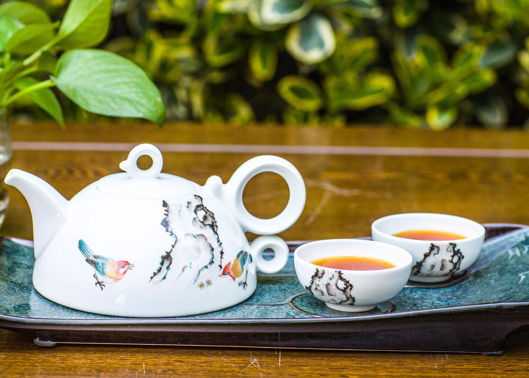 以器兴茶,传播中国的陶瓷茶具文化