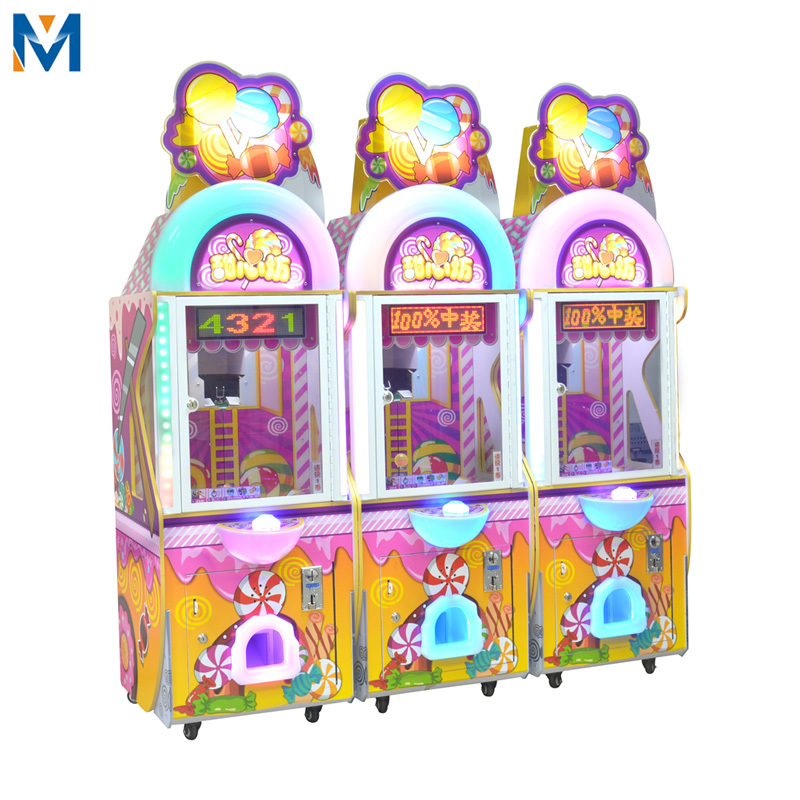糖心坊儿童糖果机棒棒糖机投币夹糖机自动糖果贩卖机