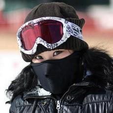 供应 户外保暖口罩 护脸面罩