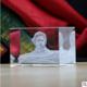 厂家批发3D内雕水晶工艺品 内雕水晶 激光内雕水晶礼品定制生产