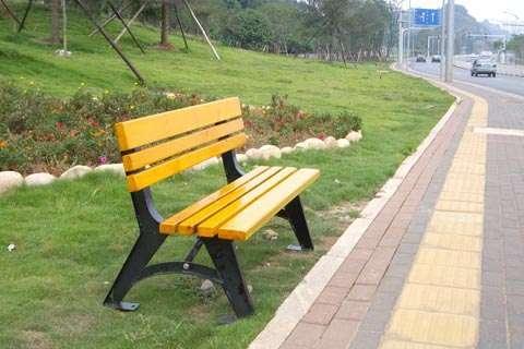 四星环保 江西户外休闲椅 公园椅子 b604