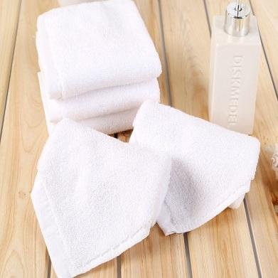 酒店毛巾纯棉白色成人男女宾馆