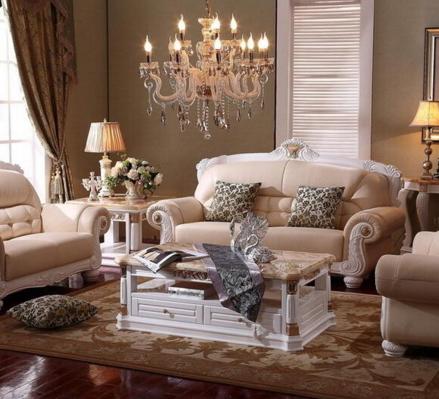 家具 美式复古沙发家具定制图片