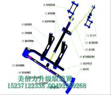 残疾人驾车辅助装置最新升级版C5专属汽车辅助器汽车辅助设备