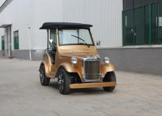 大丰和品牌四座电动观光车 高尔夫球车