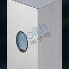 不锈钢皂液器广东高端商场皂液机