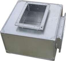山东消声静压箱厂家直销/德州消声静压箱价格优惠