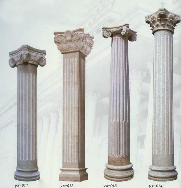 罗马柱 图片