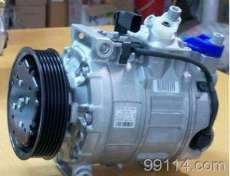 供应奥迪A4冷气泵,刹车片,减震器,电子扇,拆车件