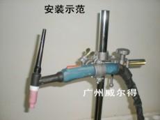 可以上下调节的机构 可以上下移动的支架 铝合金可调焊枪固定架 上下左右调节装置
