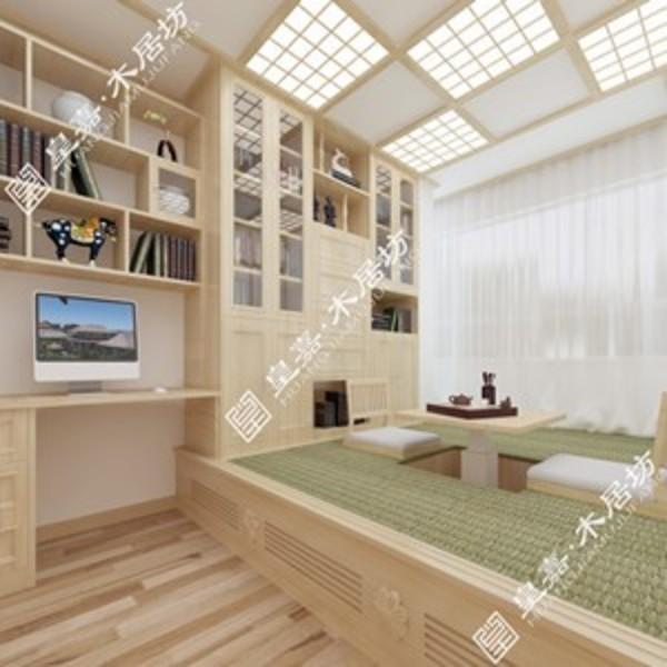 沈阳雅枫皇嘉木居坊现代简约风格整体家居图片
