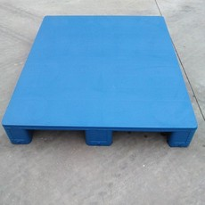 供应1210川子平板焊接式塑料托盘  叉车垫板  塑料拍子批发