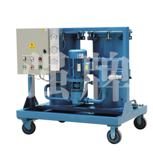 新乡宏强  专业生产 高粘度润滑油过滤滤油机 GLYC系列滤油机