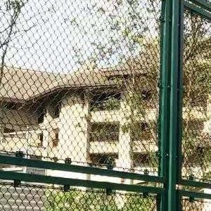 大量销售动物园养殖用铁丝围栏网 山体喷播绿化网 学校操场体育场包塑围栏网 矿用镀锌勾花网