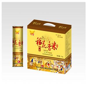稻花香米5kg盒装
