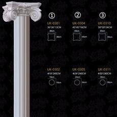 厂家直销罗马柱外墙装饰罗马柱别墅罗马柱来图订做