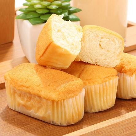 法式软面包香橙味整箱1.5kg营养早餐休闲食品批发