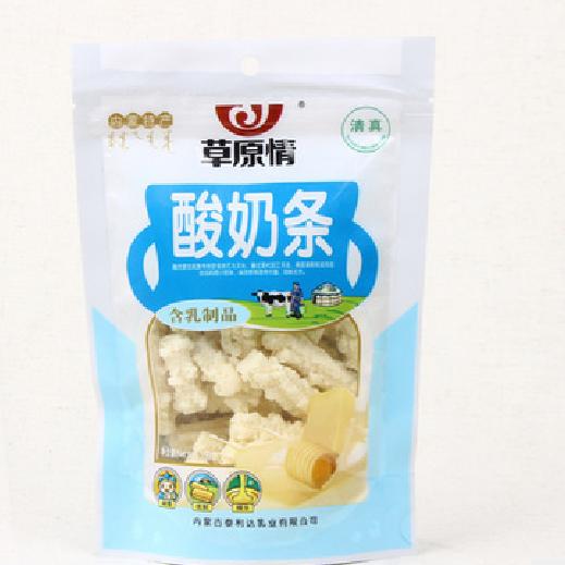 草原情 奶酪 内蒙古特产草原情150g精品奶酪 乳制品10种口味任选