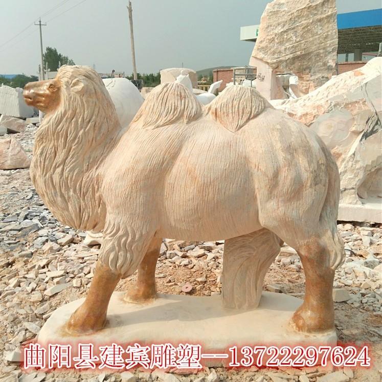 建宾雕塑供应大型骆驼雕像