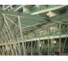 钢结构玻璃连廊雨棚
