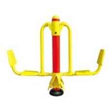 供应北京户外健身器材双人坐蹬器新农村广场健身器材小区健身器材厂家直销