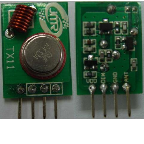 供应大功率无线发射模块TX11 频率稳定