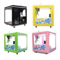 方块娃娃机魔方小型礼品机抓糖果机自动礼品售卖机自动公仔贩卖机 ¥1800.00 已售:2件