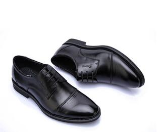 睿智优雅的绅士风度的皮鞋
