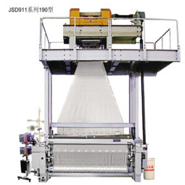供应喷水织机 纺织机械制造 jsd911-190型 大提花机