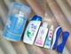 供应 宾馆酒店洗漱套装包 扣扣方杯宝洁沐浴牙具用品旅游商务礼品