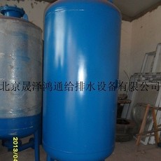 供应晟源隔膜式气压罐厂家直销型号齐全质优价低