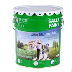 环保清味墙面漆 白色乳胶漆室内装修墙面漆