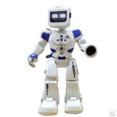 乐能水电混合机器人玩具智能遥控儿童教育太空跳舞电动小胖阿尔法