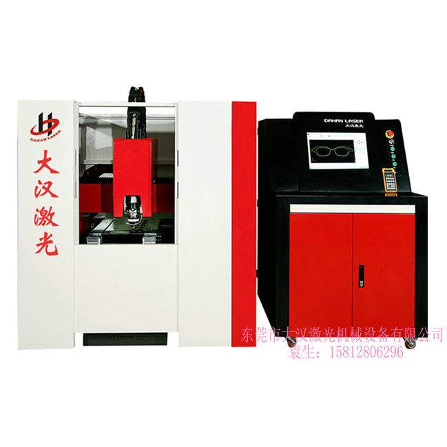 选购高精度小幅面激光切割机请认准大汉自动化,专业,可信赖