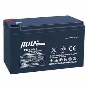厂家供应12V9A密闭式免维护铅酸蓄电池