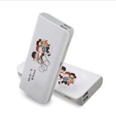 供应 彩虹的梦10400毫安彩绘移动电源 通用 手机充电宝