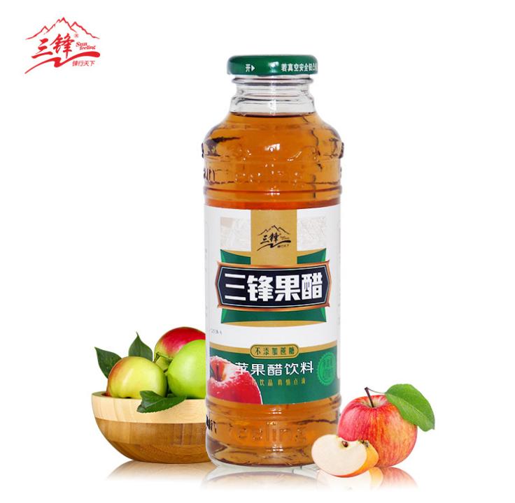 三锋苹果醋苹果醋饮料 果醋饮料全国招商