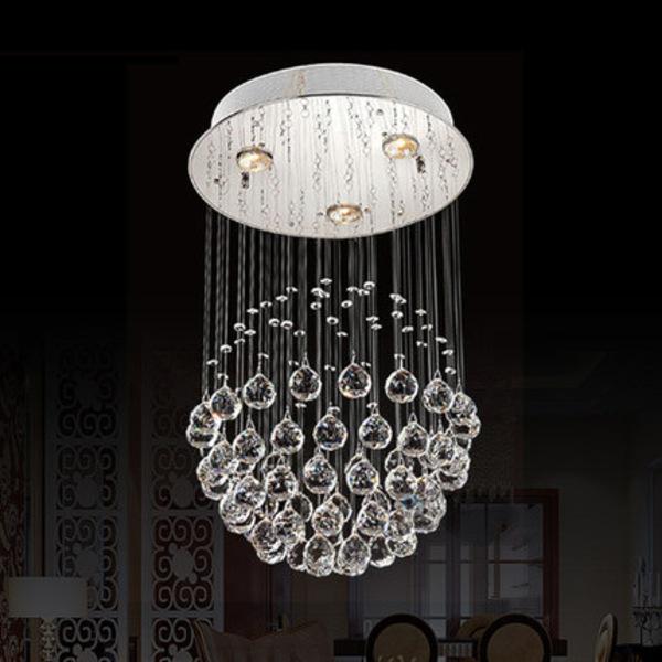 厂家批发 欧式简约 双层锌合金蜡烛水晶吊灯 酒店别墅工程灯0861