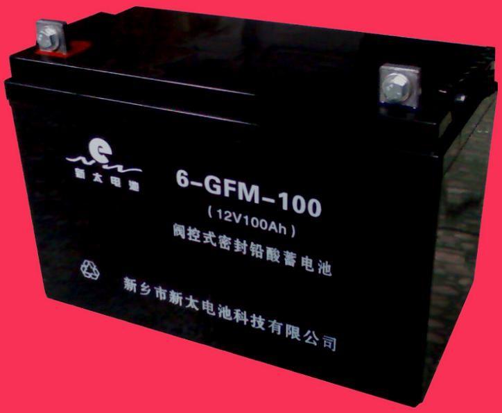 新太电池12V24Ah固定型阀控式密封铅酸蓄电池
