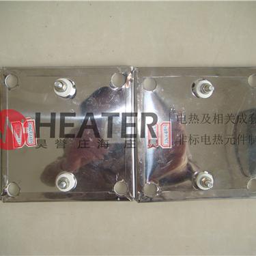 上海昊誉非标定制金属铸造加热板 供应电加热管电加热器